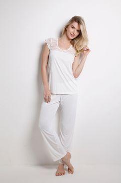 Pijama-Com-Manga-De-Renda---Lace---314.39---Branco