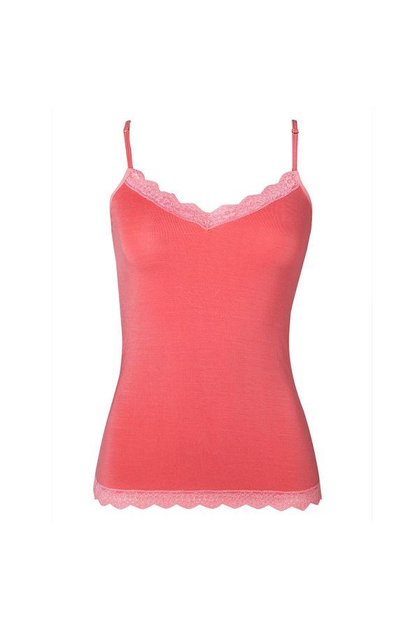 Camiseta-Rendinha---Botanic---332.80L---Coral---Tam-Peq