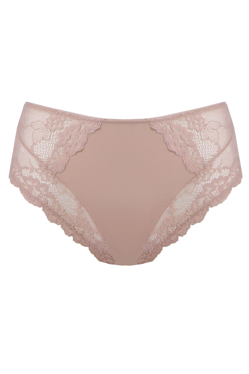 c07390be9 Calcinha Calça Cintura Alta Com Renda - Lace Power - 324.94 - Base