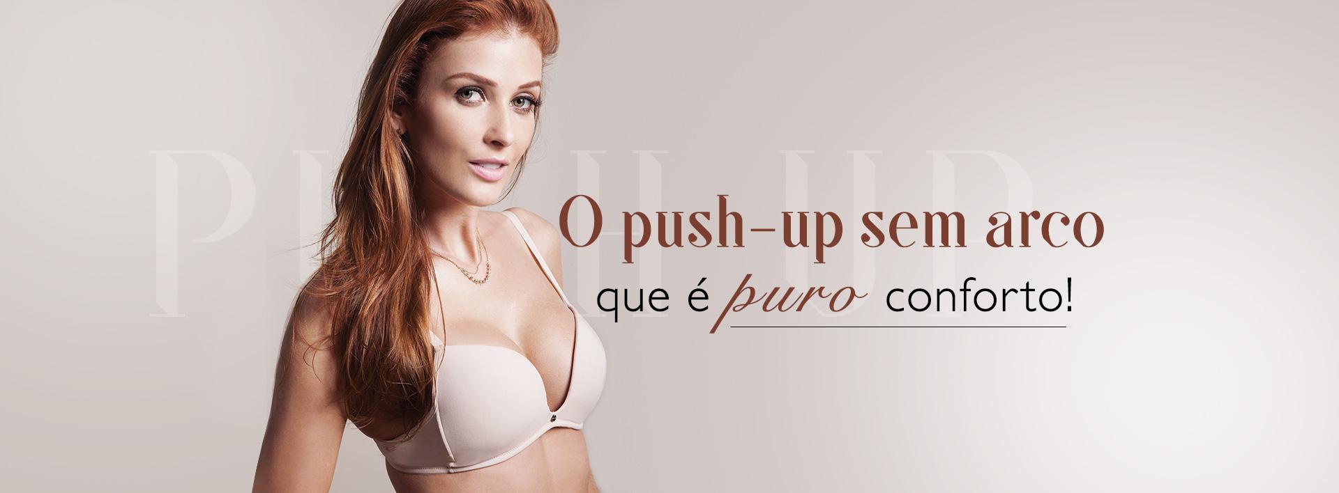 Push-up sem arco