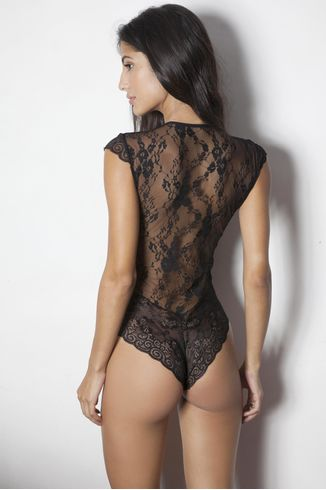 Body Com Illusion - Maiorca - Preto - 147.40