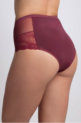 Calcinha-Hot-Pants---Lace---314.98---Merlot