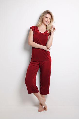 Pijama-Pescador-Manga-Curta---Lace---314.32---Divino---Tamanho-Pequeno
