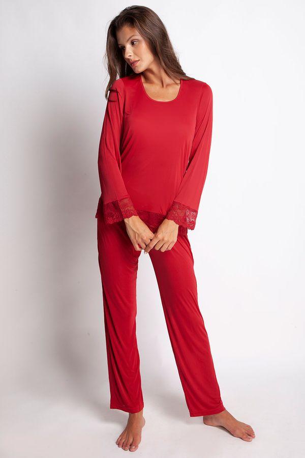 Pijama-Manga-Longa---Lace---314.34---Divino---Tamanho-Pequeno