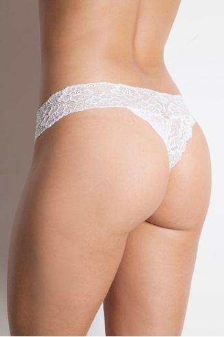 Calcinha-Fio-Rendada---Lace-Compose---314.150---Branco---Tamanho-Pequeno