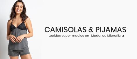 Pijamas e Camisolas mob